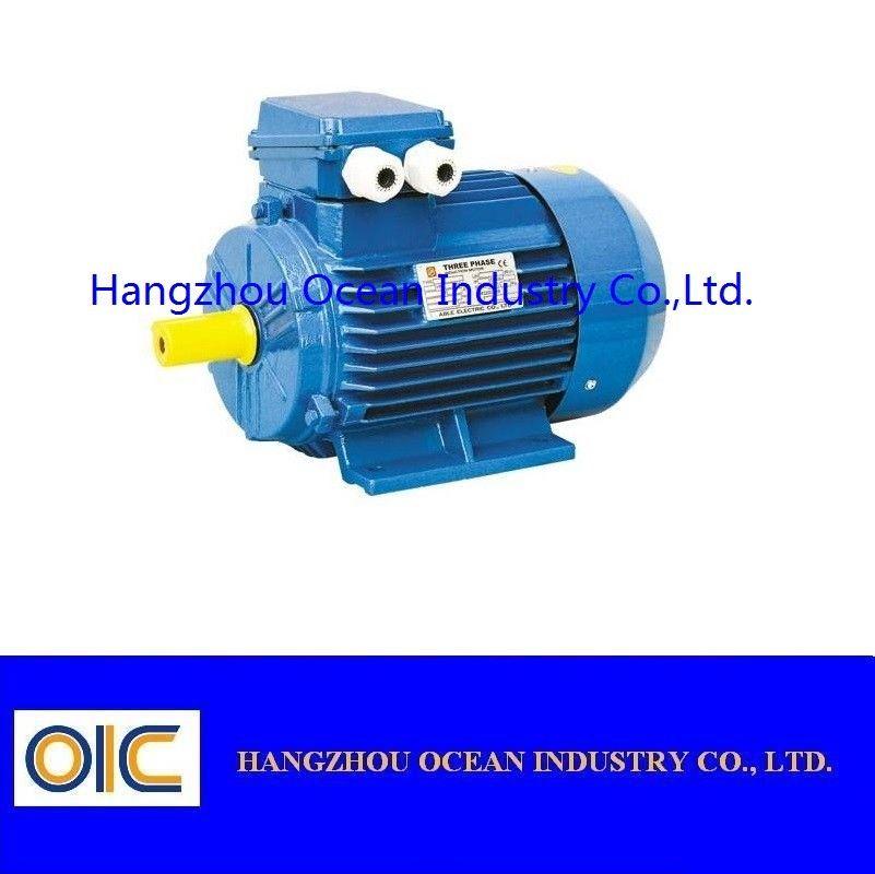 Motores de inducción trifásicos estándar de la eficacia alta de la ...